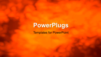 PowerPoint Template - An Abstract Grunge background